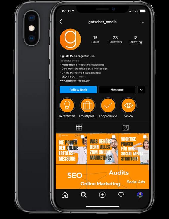 Social Media Agentur Ulm